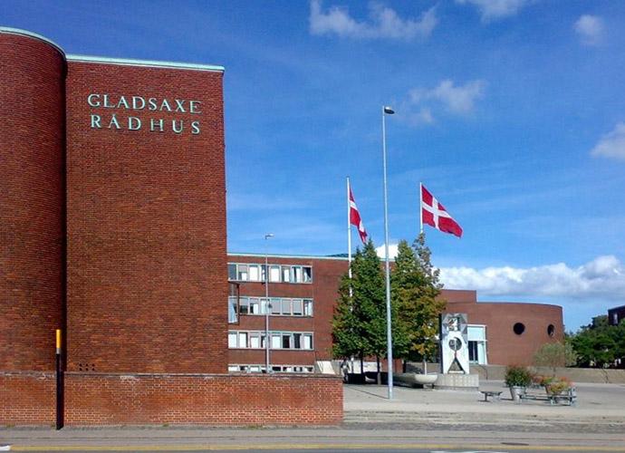 Gladsaxe Rådhus - Hvidtfeldt & Hansen