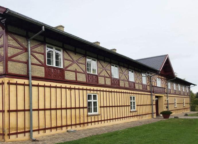 Roskilde Palæ - Hvidtfeldt & Hansen